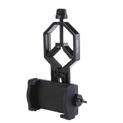 Spotting Scope Microscope Mount Bracket  for Phone Camera Adapter Univesal su 8