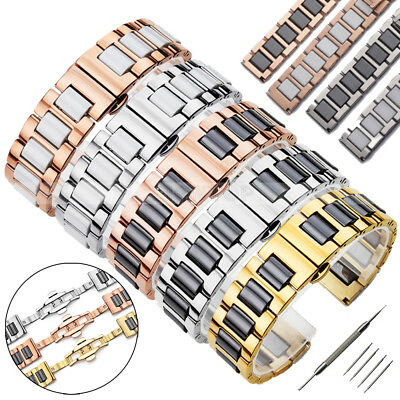 Various Milanese/Leather/Silicone Band Strap For Samsung Galaxy Watch 42mm 46mm