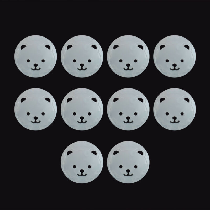 10X EU Power Socket Outlet Plug Protective Cover Baby Child Safety Protector CN 7