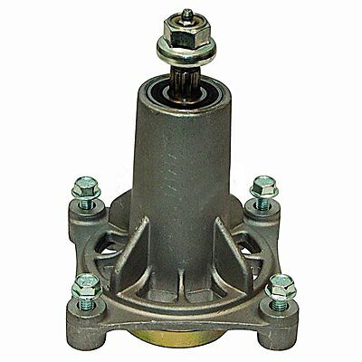SPINDLE ASSEMBLY 2PC w/Grease Zerk Lawn Mower Husqvarna Craftsman Poulan  187292