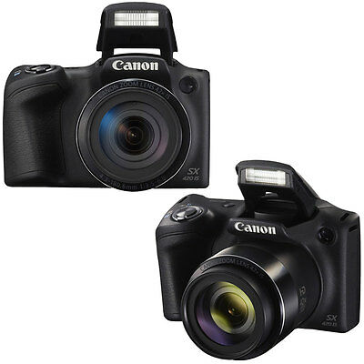 Canon PowerShot SX420 IS 20MP WiFi / NFC Enabled 42X Optical Zoom Digital Camera 2