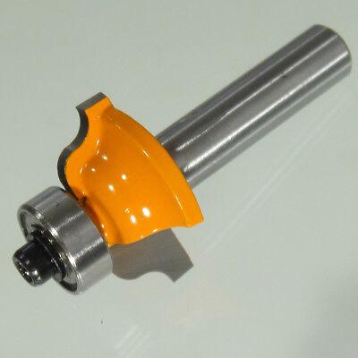 HM Fräser Schaft 8 mm (Profilfräser) Radius 3,17 mm Ø 25,7 mm zweischneidig