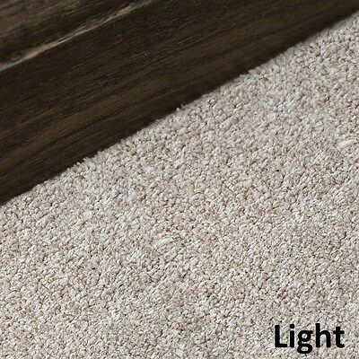 Twist Pile Carpet | 4m Wide | 12mm Thick Felt Backed | 9 Colours From £7 per m2 3
