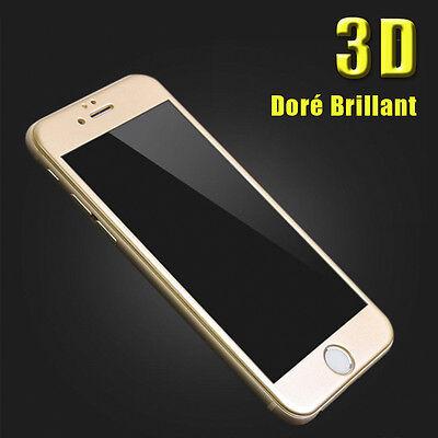 Pour iPhone 6S/6/7/Plus 8/X/XR/XSMAX VITRE VERRE TREMPE 3D Film Protection Ecran 10
