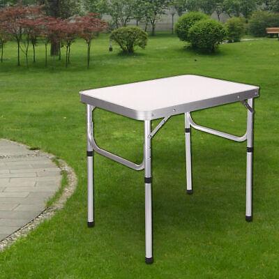Heavy Duty Folding Table Portable Picnic Camping Garden Party BBQ Indoor Outdoor 5