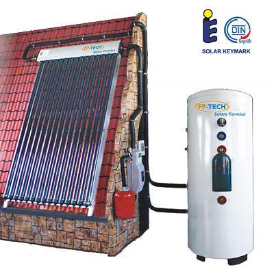 Centralina Gestione Pannello Solare Termico Pompa Vaso Esp. Circolazione Forzata 4