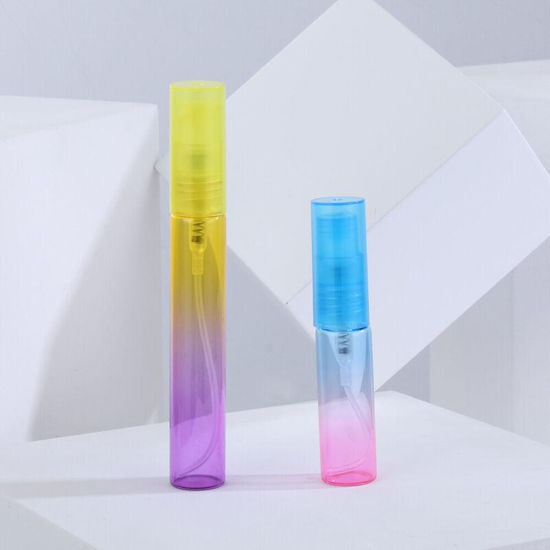 Pro 8ml Glass Portable Sample Bottles Travel Spray Empty Perfume Bottle 3