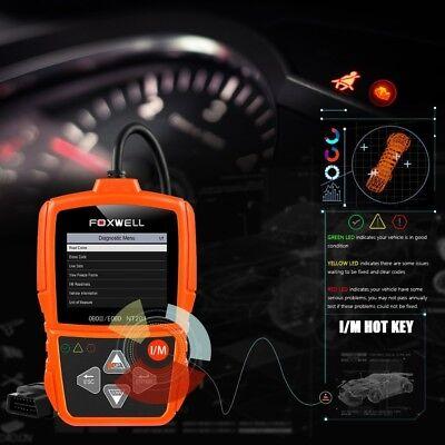 Automotive OBD2 EOBD Code Reader Scanner Car Diagnostic Engine Light Check Tool 2