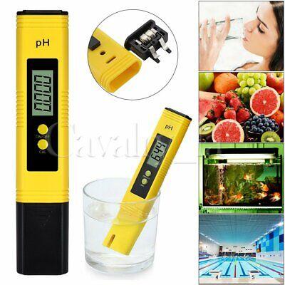 Digital Electric TDS/EC/PH Meter Tester Hydroponics Water Test Pen High Quality 2