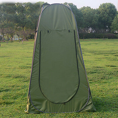 1 of 5FREE Shipping Portable Changing Pop Up Toilet Tent Beach Shower Privacy Shelter Dressing Room & PORTABLE CHANGING Pop Up Toilet Tent Beach Shower Privacy Shelter ...