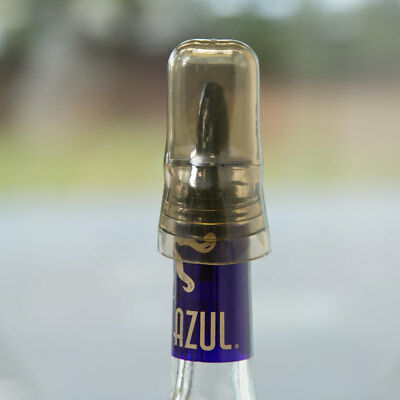 12 Bar Liquor Bottle Pour Spout Pourer Dust Covers Free Shipping USA Only 2