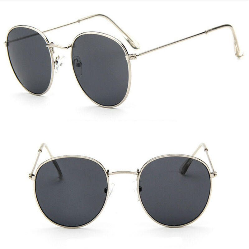 Fashion Mirrored Cat Eye Oversized Classic Retro Design Men Women Sunglasses 4