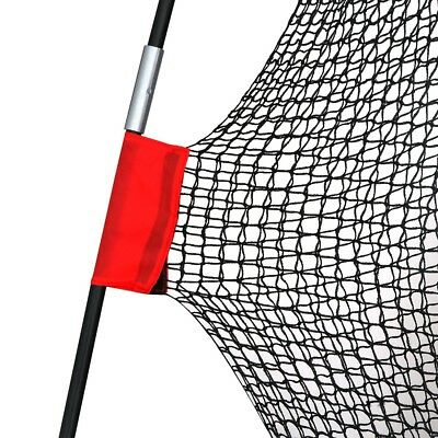 10 x 7FT Portable Golf Hitting Practice Net Driving Training Aids w/ Carry Bag 7