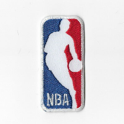 NBA National Basketball Association Iron on Patches Embroidered Patch Applique 3