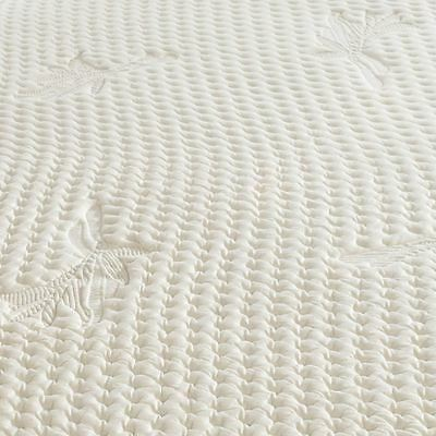 Happy Beds Bamboo Vitality 2000 Pocket Sprung Mattress Handmade Memory Foam 5