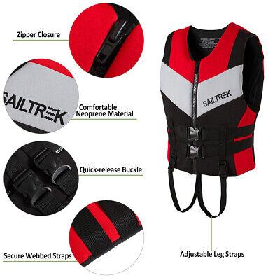 Respuesta 50N Kayak Bote Auxiliar de flotabilidad PFD para Deportes acu/áticos Negro Ligero Crewsaver Navegaci/ón navegaci/ón Unisex