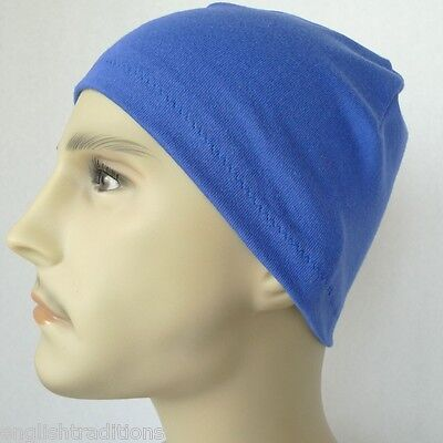 aac0a35f846 ... English Tradition Mens Sleep Cap CPAP Hat Soft Cotton Poly Interlock 12  colors 5