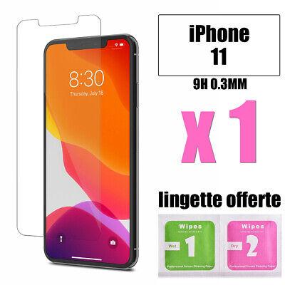 Pour iPhone 8 7 6s PLUS 11 Pro XR X MAX vitre protection verre trempé film écran 6