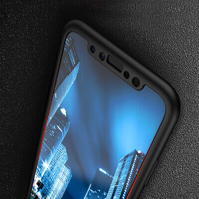 For iPhone 11 6s 7 8 5s Plus XR XS Case Shockproof360 Bumper Hybrid Phone Cover 3