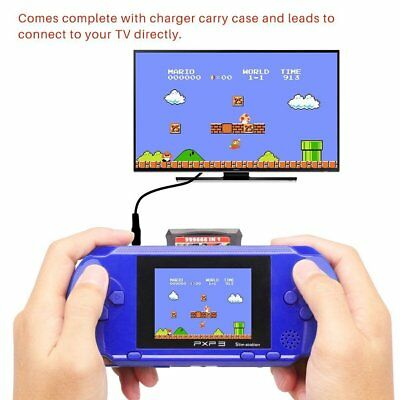 Console Portatile Pvp Station Giochi Videogioco Display Lcd Video Game Boy Girl 6