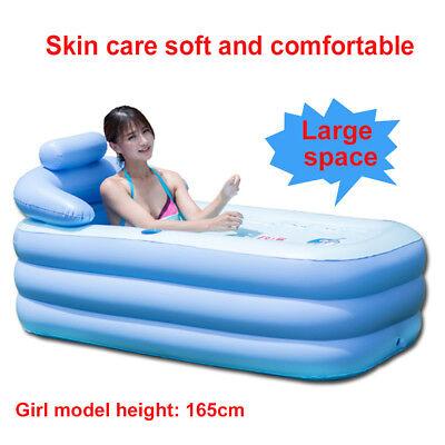 9 Von 10 Durable SPA Aufblasbare Badewanne Wirbel Für Erwachsene Reise  160*82*75cm DHL