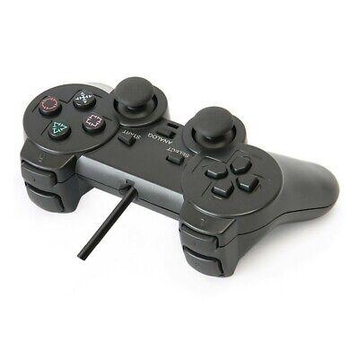 2x Mando con Cable Compatible con PlayStation 2 PS2/ PS One / PSII PS1 Mandos 2