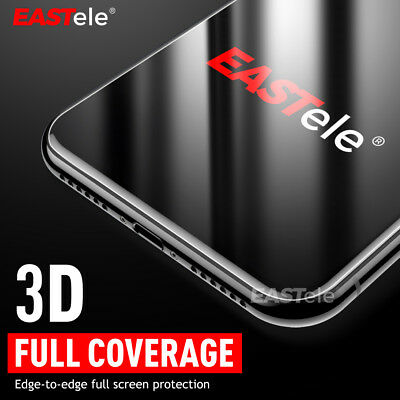 EASTele HYDROGEL Screen Protector Apple iPhone 11 Pro XS Max XR X 8 7 6s Plus 6