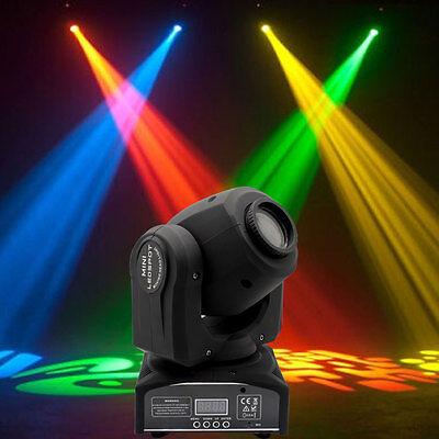 60W RGBW Stage Light LED Spot Moving Head Lights DMX Disco DJ Party Lighting 3