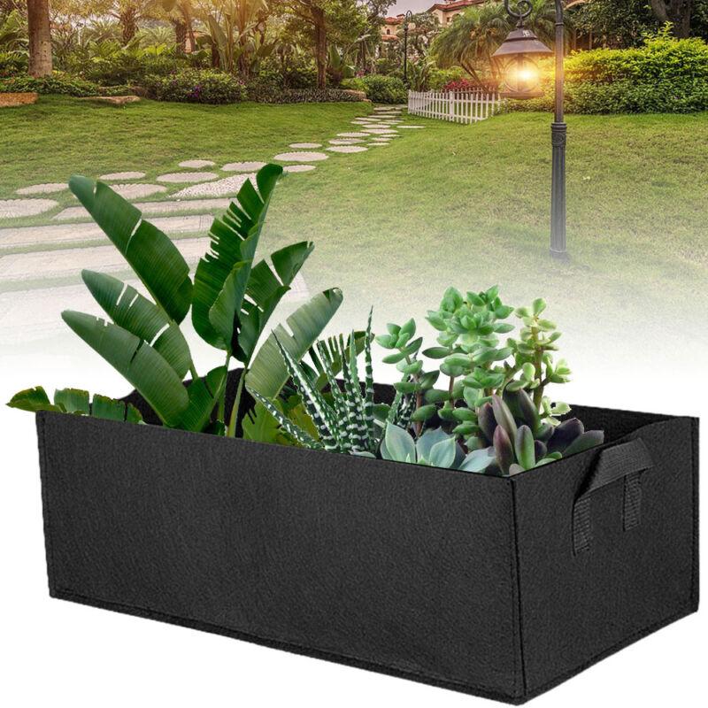 5x Grow Planteur Sac Jardin Exterieur Legumes Pomme De Terre Tissu Pot