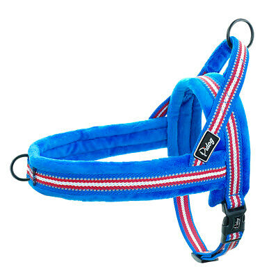 Reflective Dog Harness Pet No Pull Strap Vest Front Leading Walking Harness XS-L 6