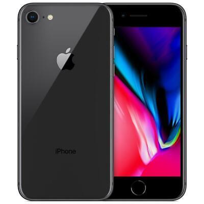 Apple Iphone 8 64Gb Nero Space Gray Nuovo Originale Garanzia 24 Mesi 64 Gb 2