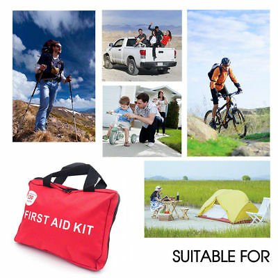230 Pieces First Aid Kit-A Must Have for Every Family ARTG Registered 10
