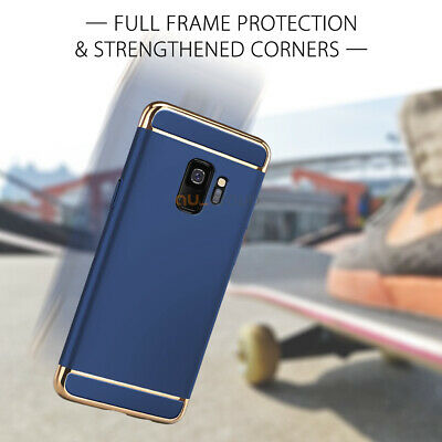 Samsung S10 Case Thin Shockproof Heavy Duty Tough Cover For Galaxy S9 Plus Note9 4