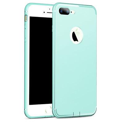 Coque Housse Hybride iPhone 8/7/6/6S/PLUS/X/XR/XS/Max/5/SE+ Film Verre Trempé 9