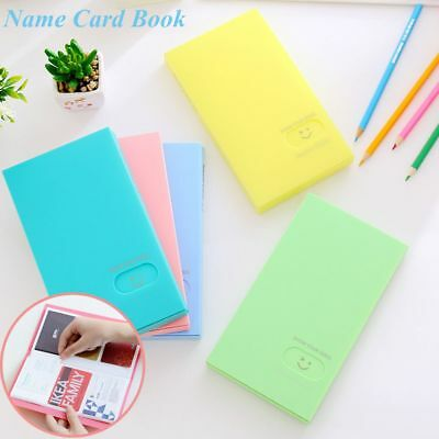 120 Pockets Collection Photocard Book Lomo Card Holder Photo Album Card Stock 7