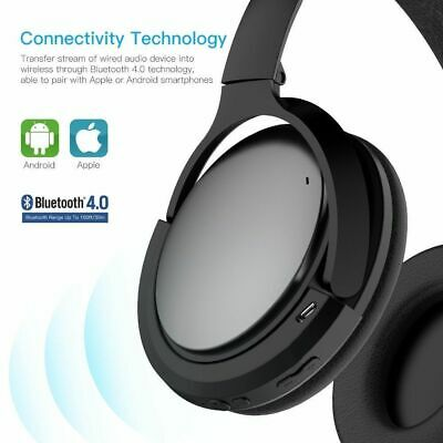 MYRIANN Wireless Bluetooth Adapter For B0SE QuietComfort 25 Headphones (QC25) UK 6