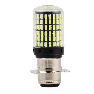 2x LED Headlight Bulbs White For Kawasaki KLT110 84-86 KLT185 86-87 KLT200 83-84