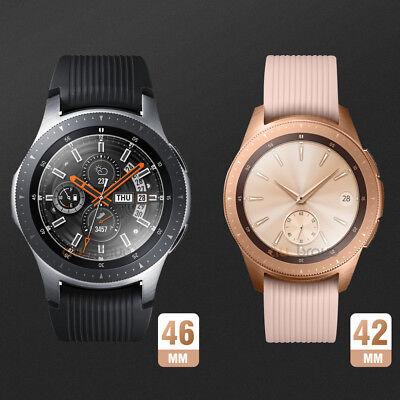 2x Samsung Galaxy Watch 46/42mm Scratch Resist Tempered Glass Screen Protector 2