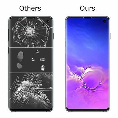 2x 3D Panzer Folie Samsung Galaxy S10 / Plus / Edge Display Schutzfolie TPU Klar 7