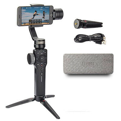 ZHIYUN Smooth 4 Handheld 3-Axis Gimbal Stabilizer For Smartphones BLACK 9