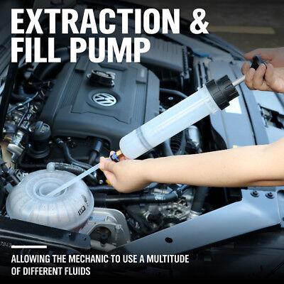 Fluid Extraction Filling Syringe Transfer Liquid Pump Oil Extractor Automotive 3