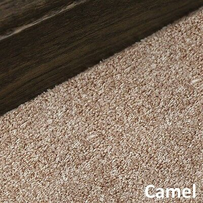 Twist Pile Carpet | 4m Wide | 12mm Thick Felt Backed | 9 Colours From £7 per m2 6