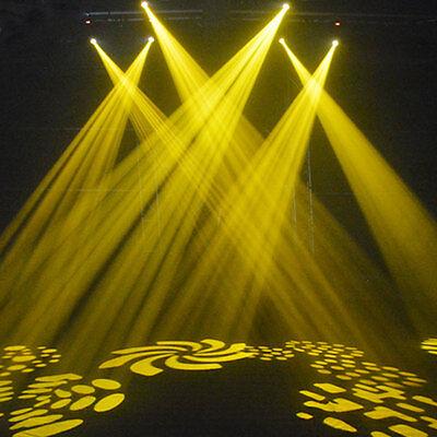 60W RGBW Stage Light LED Spot Moving Head Lights DMX Disco DJ Party Lighting 7