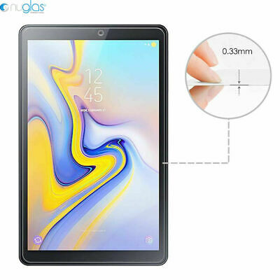 "Genuine Nuglas Tempered Glass Screen Protector for Samsung Galaxy Tab A 8.0""2018 5"