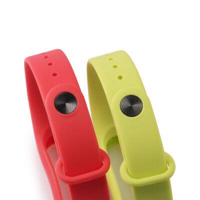 Correa Pulsera Reloj Actividad Xiaomi Mi Band 3 Smartwatch Recambio De Colores 2