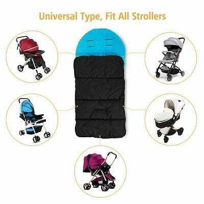 Universal Baby Toddler Footmuff Cosy Warm Toes Apron Liner Buggy Pram Stroller 4