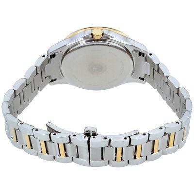 Citizen Eco-Drive Elektra Women's Diamond Accents Two-Tone 32mm Watch EW2514-59D 3