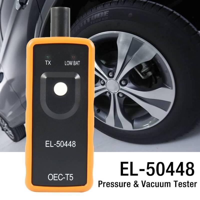 EL-50448 TPMS Reset Tool Relearn tool Tire Pressure Sensor For GM vehicle CA 9