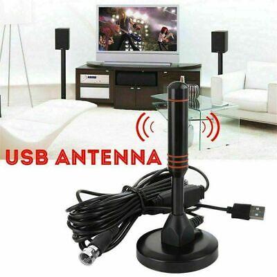 200 Mile Range Antenna TV Digital HD Booster 4K Antena Digital Indoor HDTV 1080P 2
