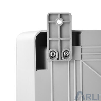 Schaltschrank IP65 Gehäuse Industriegehäuse Schrank Leergehäuse ABS Kunststoff 9